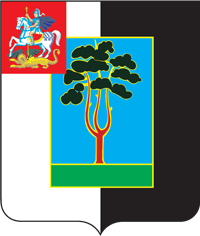 Coat of Arms of Chernogolovka Moscow oblast 2001