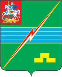Coat of Arms of Elektrogorsk Moscow oblast
